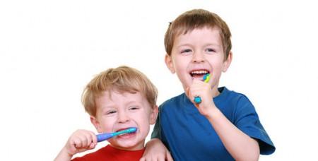 Tình trạng sâu răng ở trẻ sơ sinh
