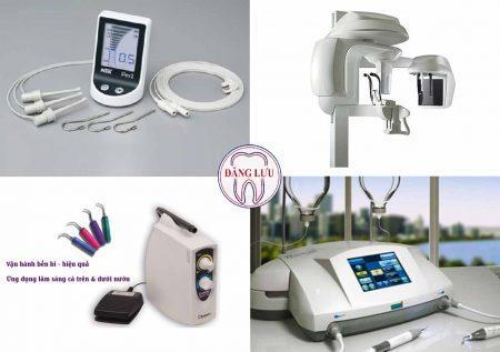 Trang thiết bị nha khoa hiện đại