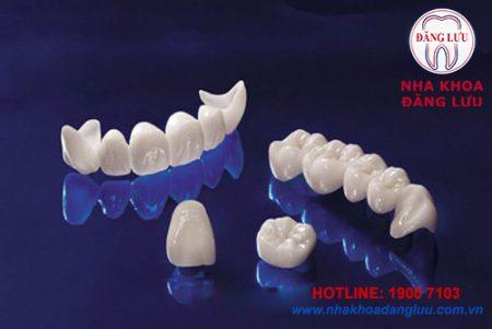 Phục hình răng sứ cao cấp zirconia